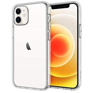 $5起 钢化膜多款可选Apple iPhone 12系列配件 收保护壳、无线充等