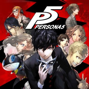 PlayStationPersona 5 on PS4