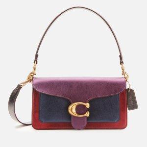 CoachWomen's Metallic Colorblock Tabby Shoulder Bag 26 - Multi