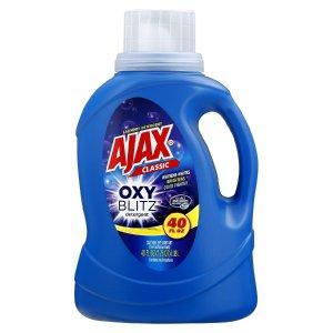 白菜价:Ajax 亮白祛味洗衣液 40oz 清香型