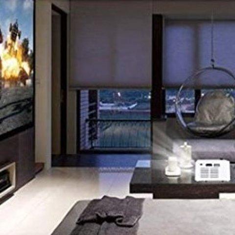 低至6.7折 £70起投影仪折扣专区 买不起电视 家里有面墙就够了
