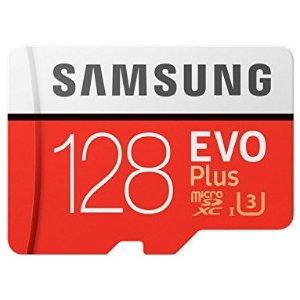 $44.99(原价$99.99)Samsung EVO Plus 128GB UHS-I U3内存卡 加拿大版
