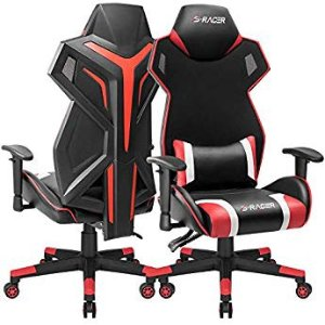 $136.49 (原价$224.99)RESPAWN-205 人体工学电竞椅