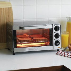 Galanz迷你冰箱$98白菜价:沃尔玛小家电折扣升级 Hamilton Beach 小型烤箱$19.88