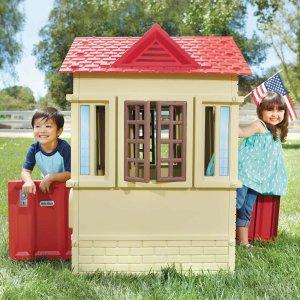 低至5.5折 户外小屋降价折扣升级:Little Tikes 儿童玩具低至5.5折热卖,室内外都能开心玩耍