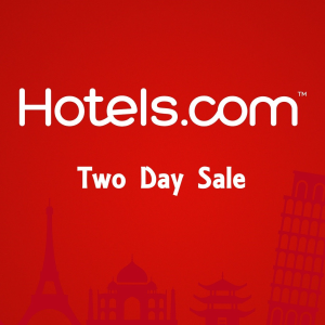 Ending Soon: Save up to 50%48-hour hotel sale@ Hotels.com