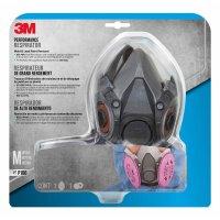 3M 防护面罩