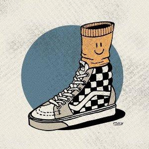 全线5折起 帆布鞋£35起Vans 冬季大促超值好价  精选滑板鞋、运动服饰一网打尽