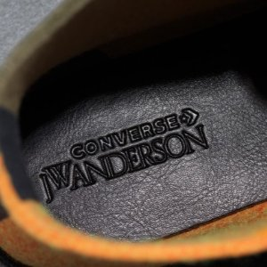 极致好看 £120拿下泫雅同款不同色ConverseJW Anderson X Converse 官网上架 收白敬亭、泫雅同款联名