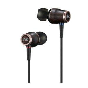 直邮数量越多邮费越划算141.8日亚Cyber Monday抢购 JVC HA-FW03 CLASS-S WOOD系列 入耳式耳机