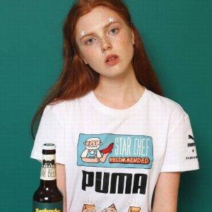 $30起,现已全球发售上新:PUMA X Tyakasha 联名款发售,可爱到飙泪的断货王