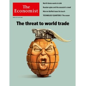 12 Weeks for $12 Free Portable Charger @ The Economist