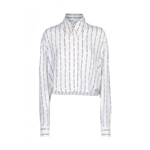OFF WHITE短款衬衫