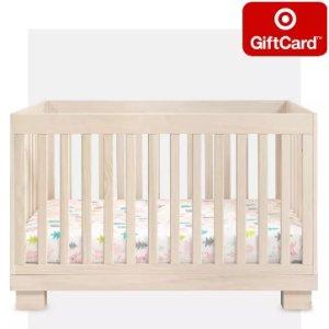 Free $30-$50 Gift CardTarget Nursery Furniture