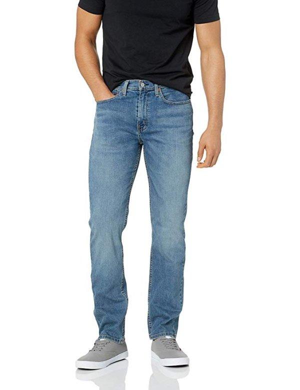 514男式牛仔裤