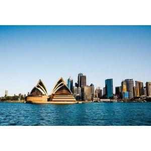 Aviator Nation2天套餐:悉尼市游、悉尼港午餐邮轮等一日游