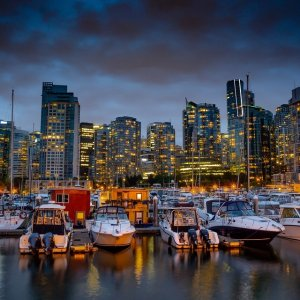 From $323New York to Vancouver Canada RT Airfares