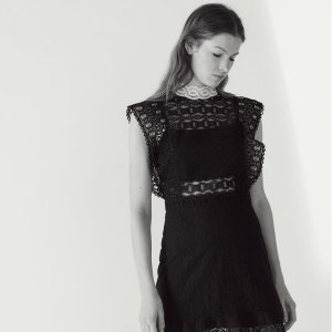Up to 50% Off + Extra 20% OffSandro Paris White & Black Dresses Sale
