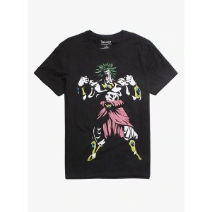 Two For $25Dragon Ball Z Broly T-Shirt