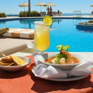 $97/晚起 含住宿+所有餐饮+娱乐等墨西哥卡波圣卢卡斯 5星级全包度假村