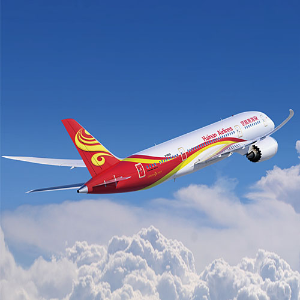 $474 on Boeing 787-8Los Angles - Xian new nonstop route@ Hainan Airlines