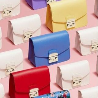 低至¥1419+免邮中国FURLA 美包7.5折热卖 包型笔挺 小方包极简又时髦