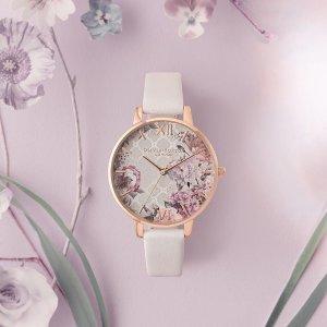 From $76.98Olivia Burton Ladies Watches @ Amazon.com