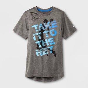 4db815153 Boys' Graphic Tech T-Shirt Take It To The Net - C9 Champion®
