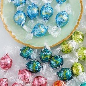 $30Lindt官网 100粒经典松露巧克力球