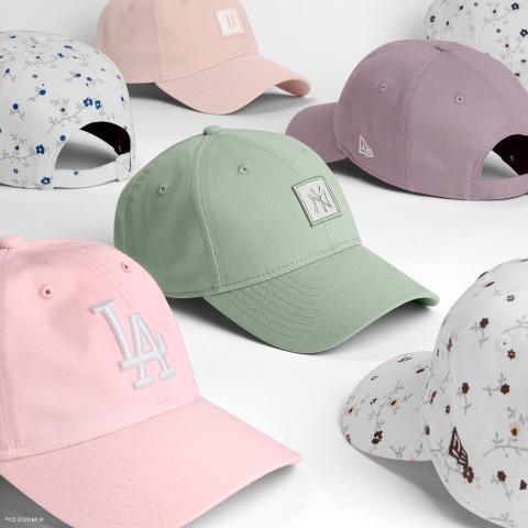 €21.99收大幂幂同款New Era 经典棒球帽 拯救素颜 出街凹造型必备 不化妆也有型