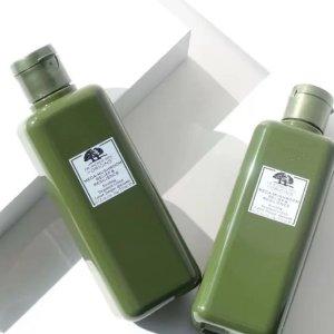 78折 €29收王一博限量版菌菇水200mlOrigins 悦木之源 全球高效天然护肤品牌 精选灵芝菌菇水 热卖