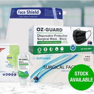 低至1折 消毒液$0.5/120mlChemist Warehouse 疫情防控专场 医用口罩、免洗消毒液清仓特价