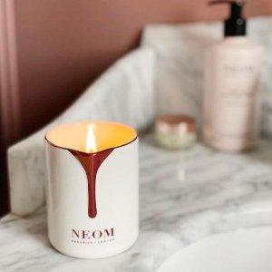 直接7.5折 + 送11件礼NEOM  有机芳疗香薰 点一盏可以护肤的蜡烛 慢享生活