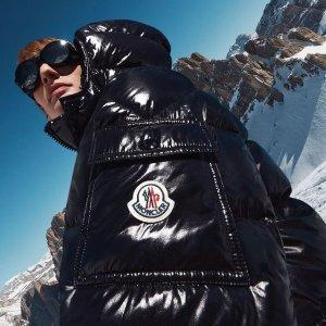 大童外套$600 小码妹子可穿Moncler 定价优势专场 成人羽绒服$800起 大童可爱毛球帽$165