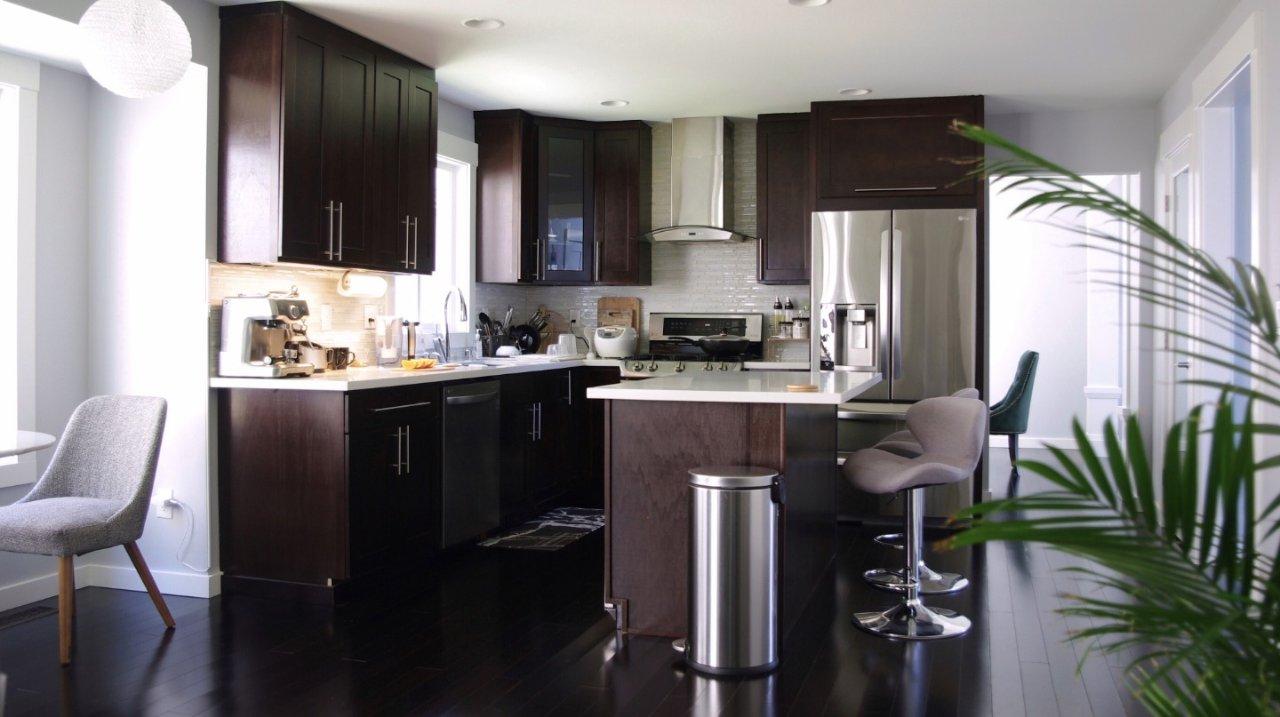 收放自如|贡献几个收纳思路,一起创造越用越顺手的厨房