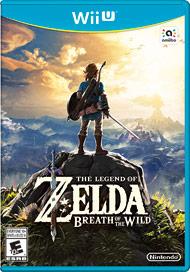 The Legend of Zelda: Breath of the Wild Nintendo Wii U