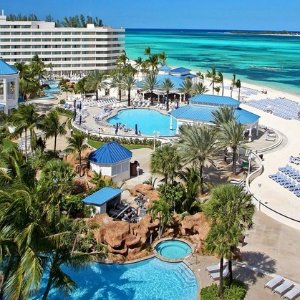 As low as $7993- or 5-Night All-Inclusive Meliá Nassau Beach Stay