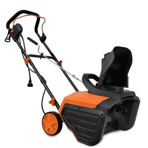 $108.24 WEN Snow Blaster 13.5-Amp Electric Snow Thrower, 18-Inch
