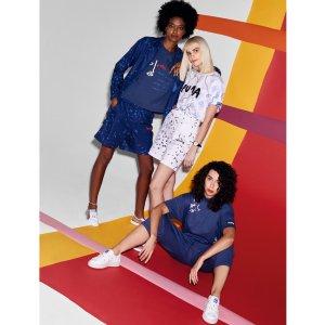 第二弹发售啦,$45收爆款人脸Tee上新:PUMA X Shantell Martin超新联名款发售,收艺术家系列