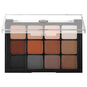 Viseart Eyeshadow Palette 01 Neutral Matte