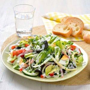 多款产品可选择Bonduelle 免费沙拉试吃 100% 天然成分 健康美味的减肥餐