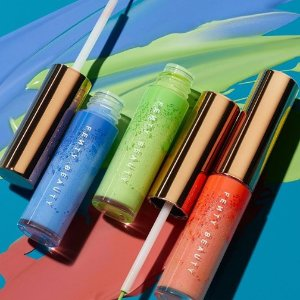 $45 送Fresh中样上新:Fenty Beauty 彩色眼线笔套装热卖 就是要与众不同