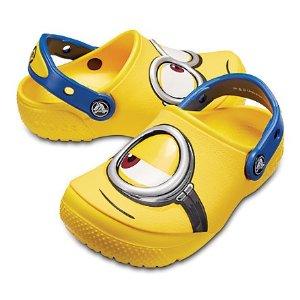 Crocs任意搭配2双$50小黄人洞洞鞋