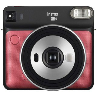 $99.99(原价$129.95)Fujifilm Instax Square SQ6 拍立得