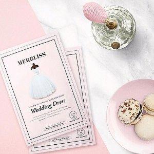 8.8折 低至$1.32Yamibuy 夏日祭活动 精选美妆产品促销 收婚纱面膜
