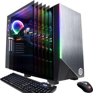 CyberPowerPC -  (R7 3700X, 5700XT, 16GB, 240G+2TB)