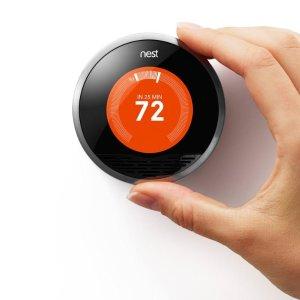 $194.99 包邮免税Nest Thermostat 三代智能中央空调恒温控制器