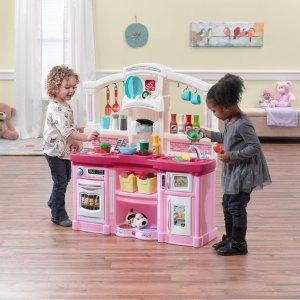 $49.99起 包邮Step2 小厨房儿童玩具套装