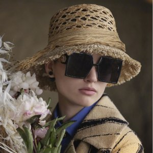 7.5折起+额外8.9折+包所有税费11.11独家:提前享 Dior 经典爆款墨镜 $315到手价收方框墨镜
