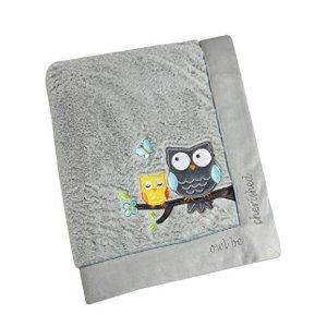 $9.99Koala Baby Super Soft Cuddle Plush Baby Blanket @Amazon